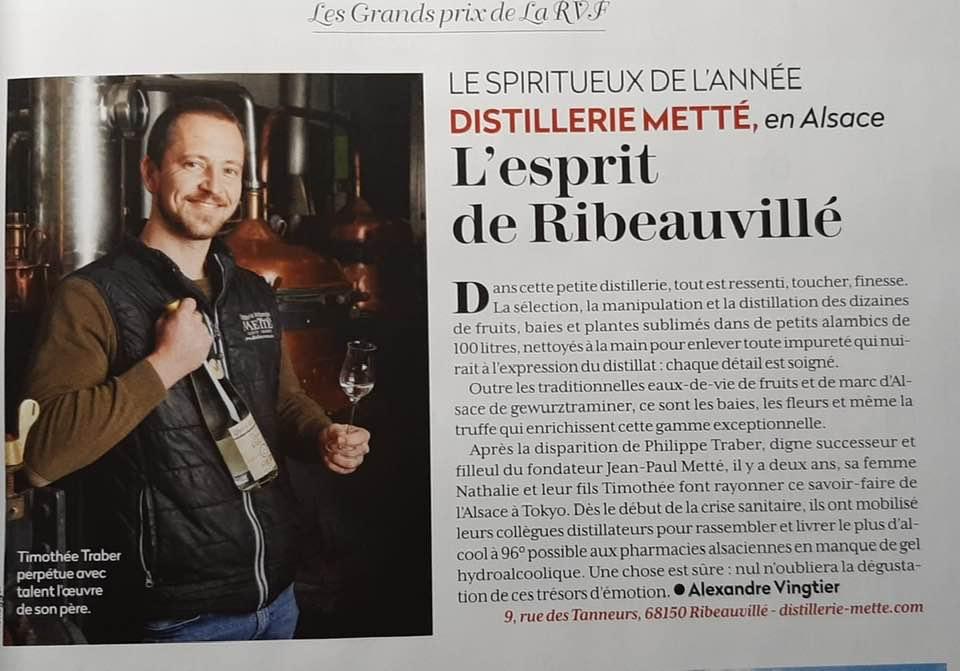 RVF - Distillerie-mette